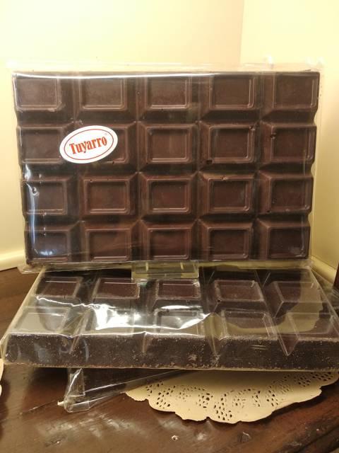 Chocolate cobertura 1000 gr.