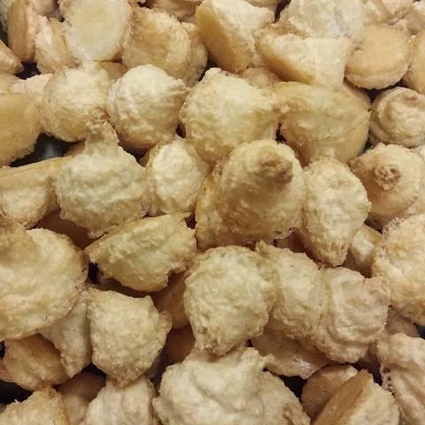 Mutis de coco