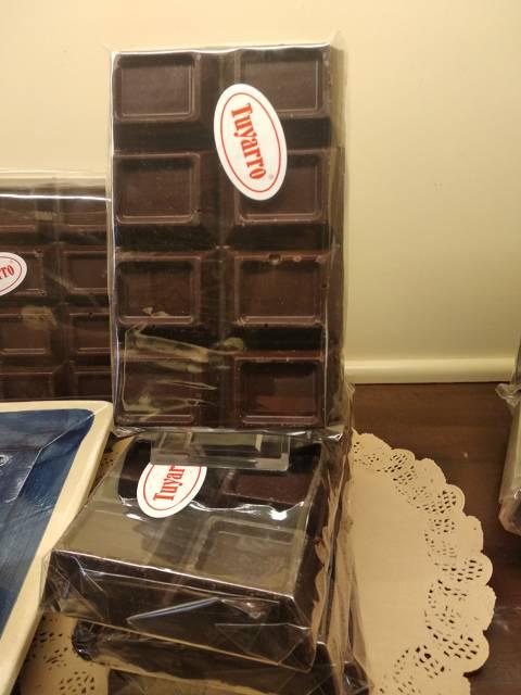 Chocolate cobertura 400 gr