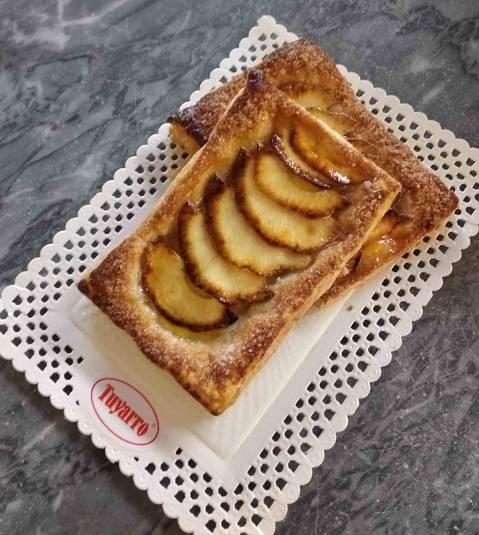 Pasta de manzana